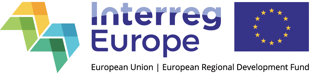 INTERREG Logo Europe