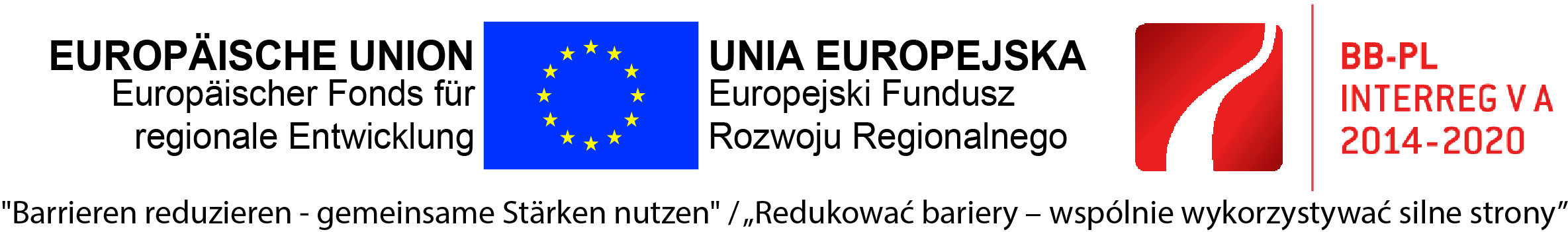 INTERREG Logo BB Polen
